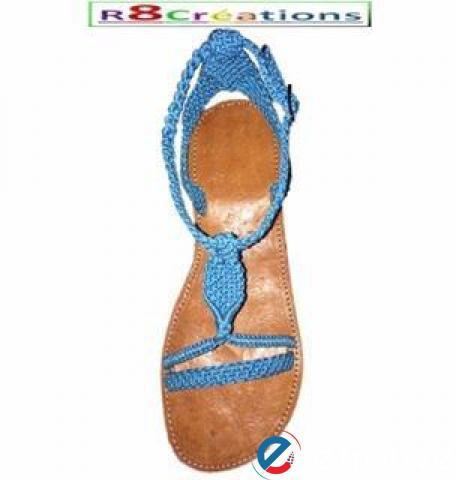 Sandals Macramé