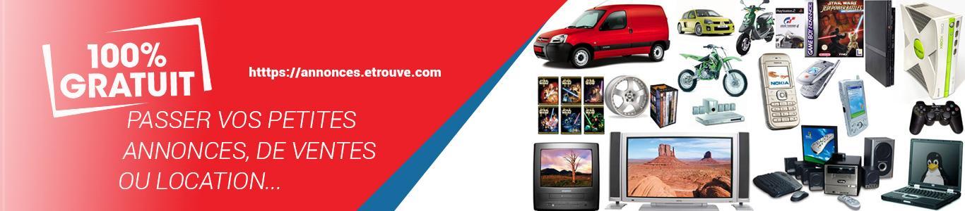 eTrouve - #1 Petites Annonces Classées Haïti